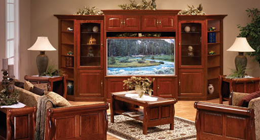 Windsor Widescreen Living Room Suite