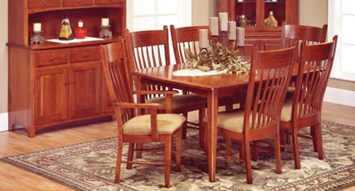 Handmade Shaker Dining Room Set