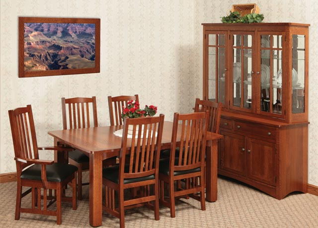 Kitchen and Dining Room Furniture Bartolottas Amish Way  : GrandvilleGroupImage from www.theamishway.com size 640 x 459 jpeg 80kB