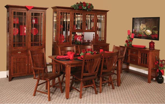 Kitchen And Dining Room Furniture Bartolotta 39 S Amish Way