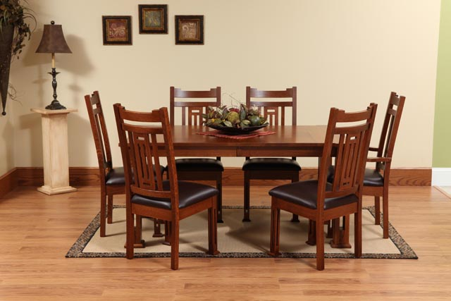 Dining room sets kitchen dining bartolotta 39 s amish for Dining room tables milwaukee