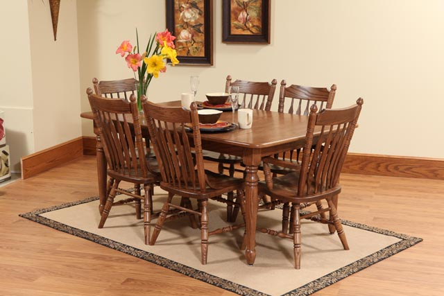 Kitchen and Dining Room Furniture Bartolottas Amish Way  : Sylvan20Set from www.theamishway.com size 640 x 427 jpeg 72kB